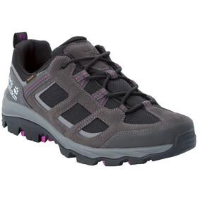 Jack Wolfskin Vojo 3 Texapore Lave sko Damer, grå/violet